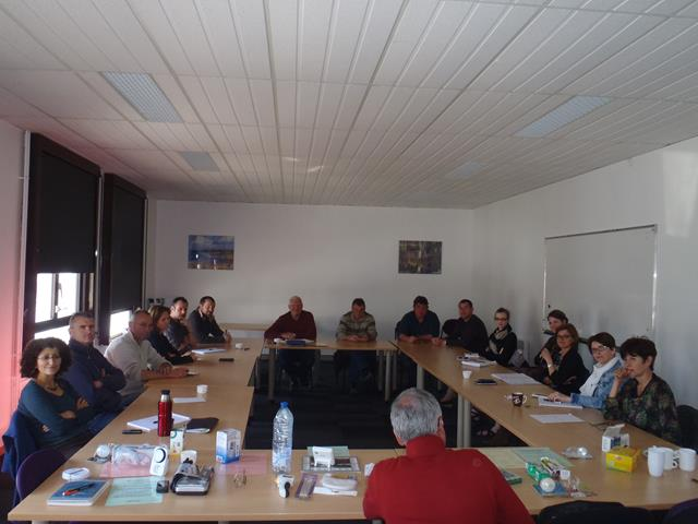 réunion 15 avril à Dinan