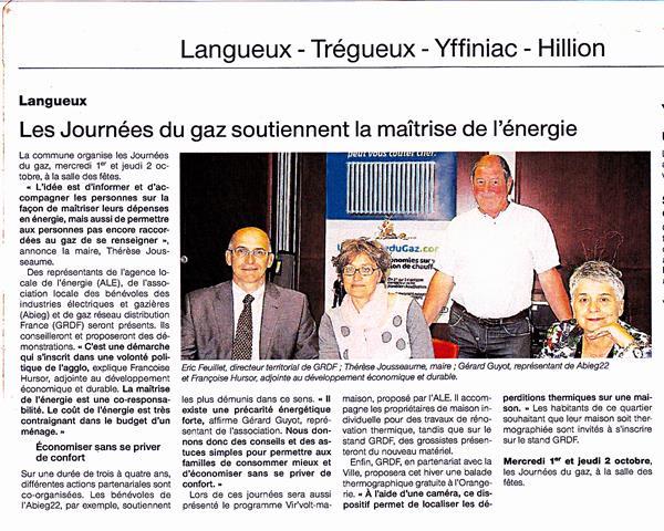 Langueux Ouest France